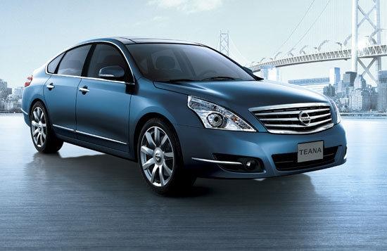 2011 Nissan Teana 3.5 VN