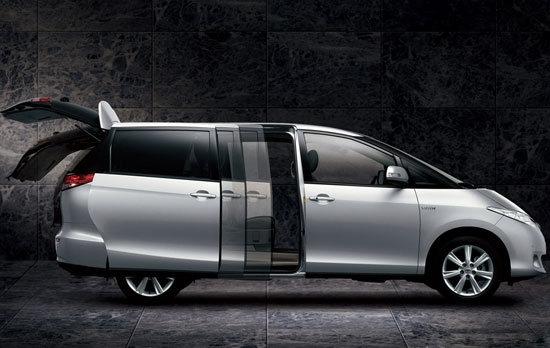 2012 Toyota Previa 2.4