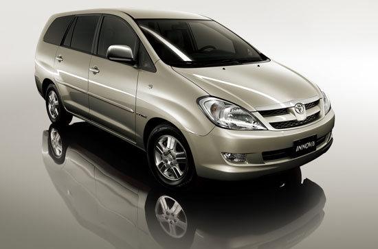 2011 Toyota Innova 2.7 E