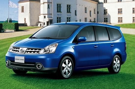 2011 Nissan Grand Livina