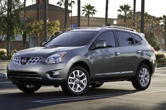 2012 Nissan Rogue 2.5 尊貴型SL
