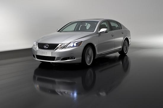 2011 Lexus GS