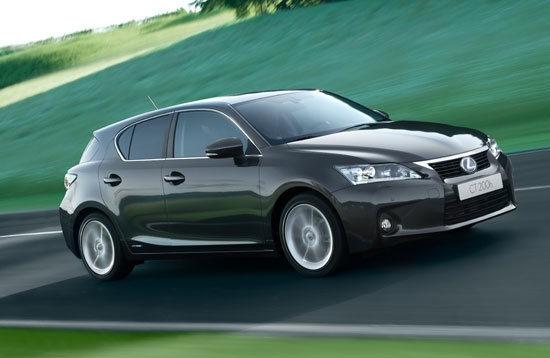 2013 Lexus CT 200h 頂級Navi版