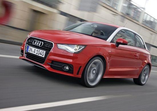 2011 Audi A1 1.4 TFSI Ambition