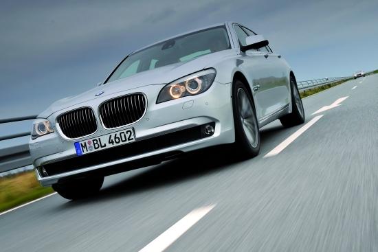 2012 BMW 7-Series 730i