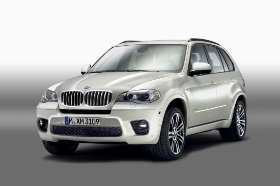 xDrive40d M Sports Package