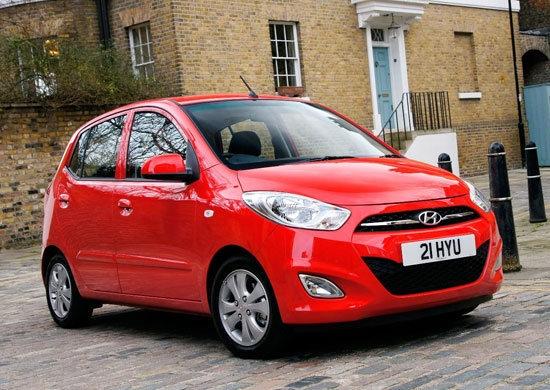 2012 Hyundai i10 手排旗艦款