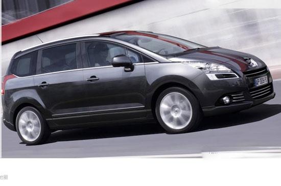 2011 Peugeot 5008