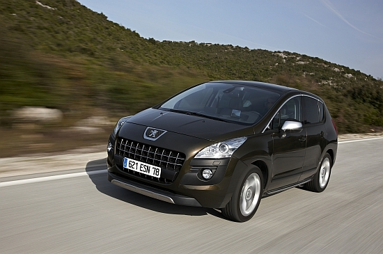 2012 Peugeot 3008 1.6 e-HDi Premium
