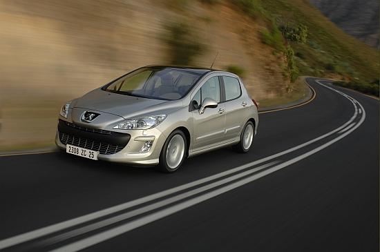 2011 Peugeot 308 2.0 HDi Navi