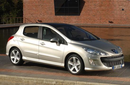 2011 Peugeot 308 1.6 HDi Navi