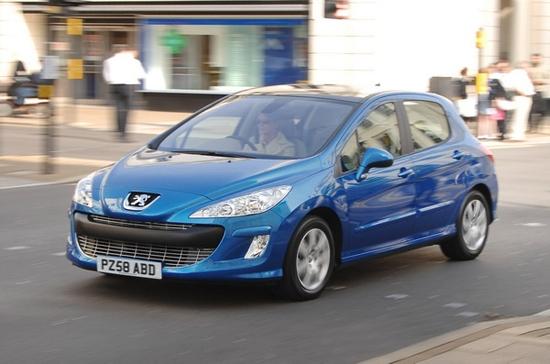 2011 Peugeot 308 1.6 HDi Design