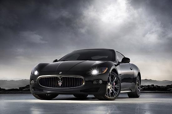 2011 Maserati GranTurismo 4.7 Auto MC Sport Line