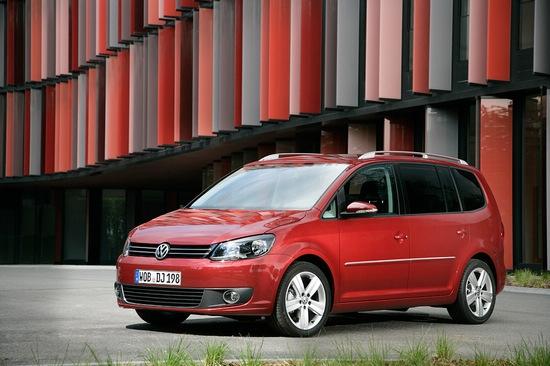 2011 Volkswagen Touran 1.6 TDI TL