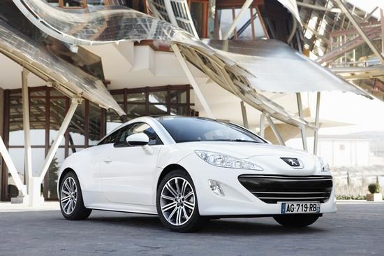 2011 Peugeot RCZ