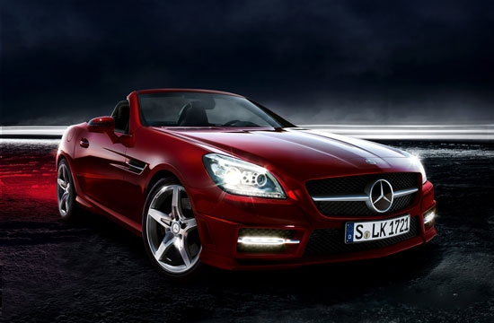 SLK350 BlueEFFICIENCY