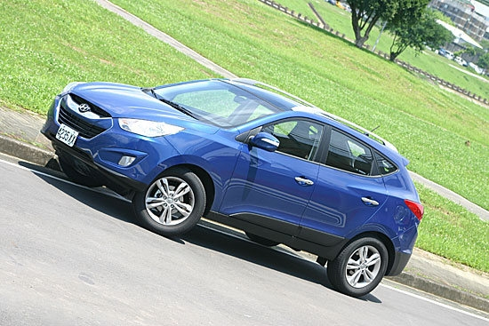 2013 Hyundai ix35 2.0 VG Turbo尊貴型