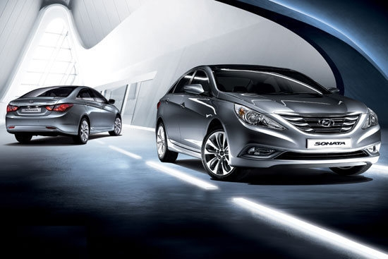 2012 Hyundai Sonata 2.0 GL