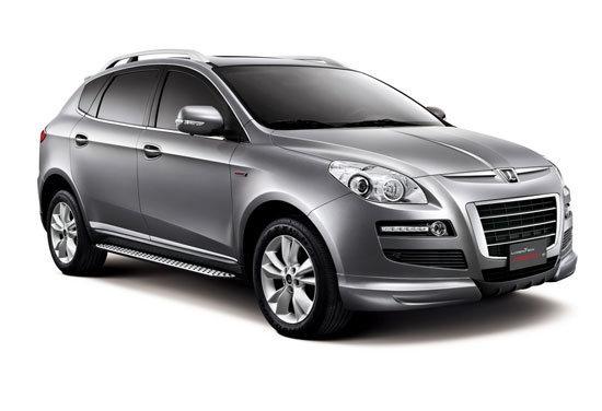 2012 Luxgen 7 SUV SPORTS+