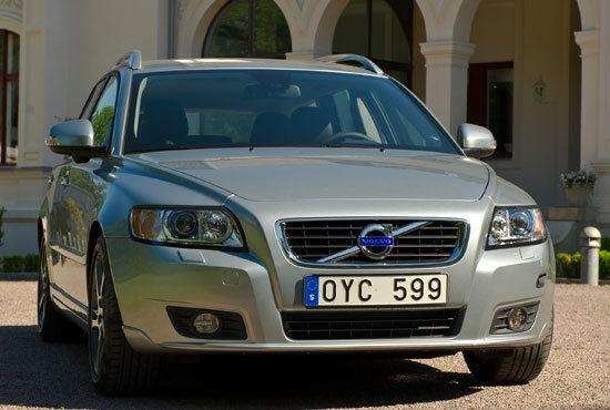 2012 Volvo V50 2