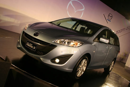 2013 Mazda 5 七人座頂級安全影音旗艦