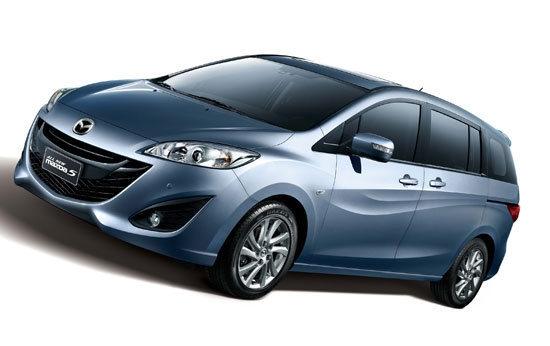 2013 Mazda 5 七人座尊爵型