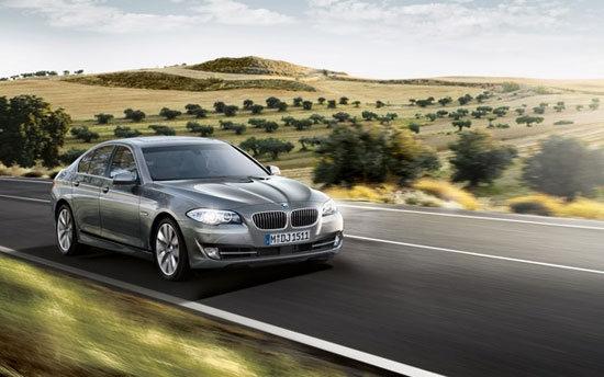 2012 BMW 5-Series Sedan 520i
