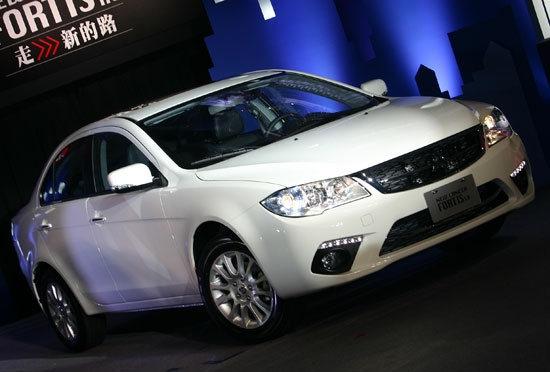2013 Mitsubishi Lancer Fortis 1.8旗艦型