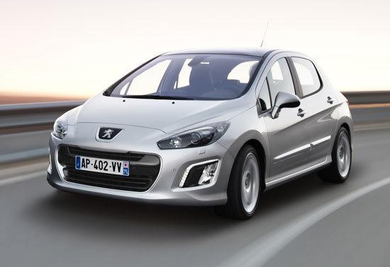 2012 Peugeot 308 2.0 HDi Navi