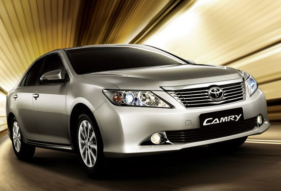 2013 Toyota Camry 2.5 G
