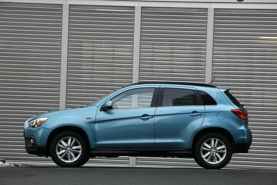 2012 Mitsubishi ASX 2.0 4WD
