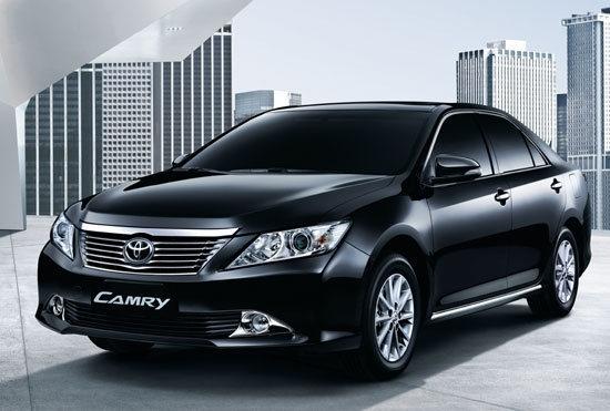 2012 Toyota Camry 2.5 E
