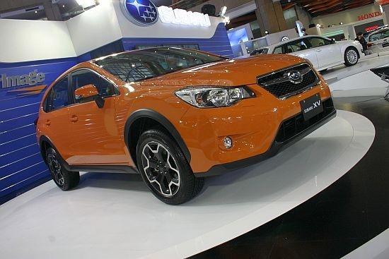 2012 Subaru XV 2.0 i