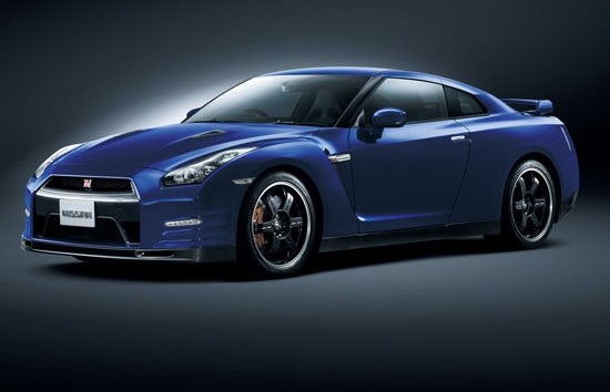 2013 Nissan GT-R Black Premium