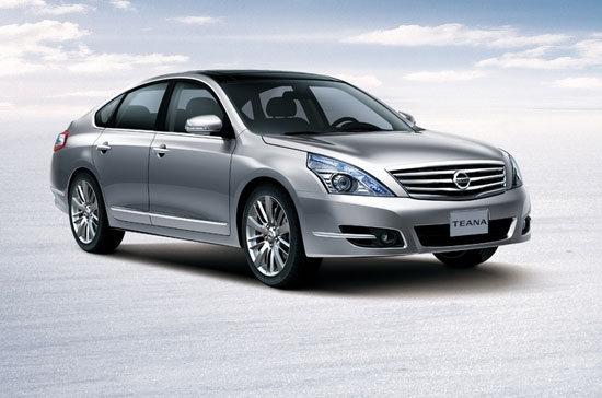 2012 Nissan Teana 2.5 LD