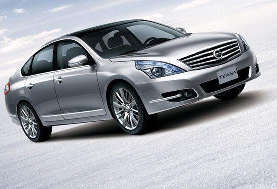 2012 Nissan Teana 3.5 VN