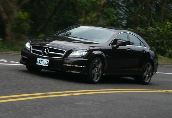 2012 M-Benz CLS-Class