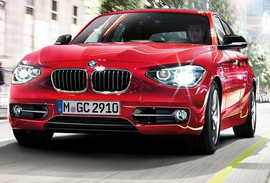 2012 BMW 1-Series 116i