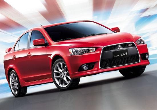 2013 Mitsubishi Lancer iO 2.0