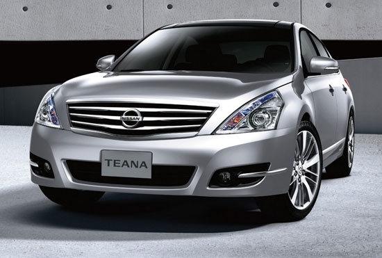 2012 Nissan Teana 2.0 TA旗艦版