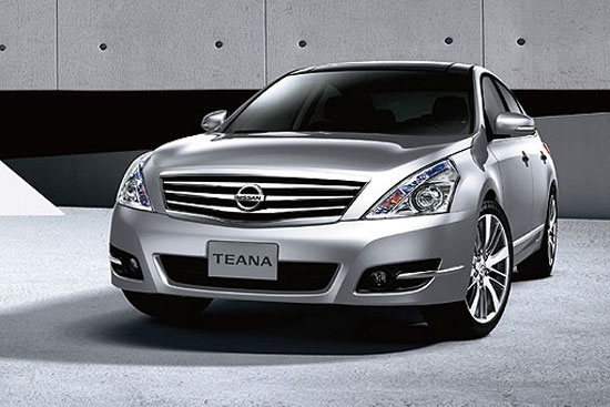 2012 Nissan Teana 2.5 LD經典版