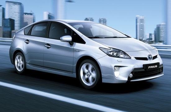 2012 Toyota Prius 1.8 E-Grade