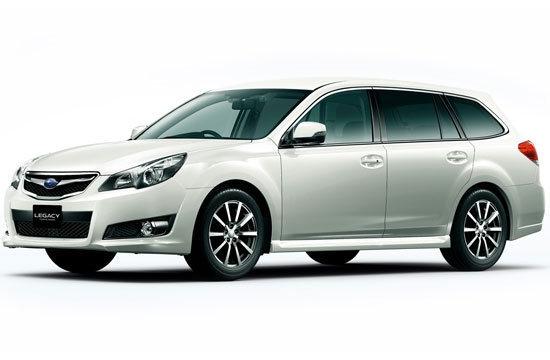 2012 Subaru Legacy Wagon 2.0i