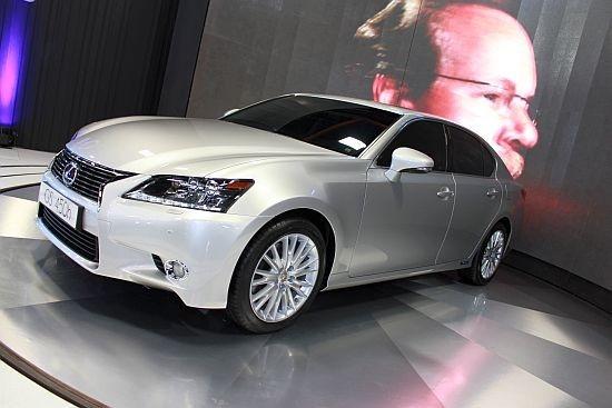 2013 Lexus GS 450h頂級版