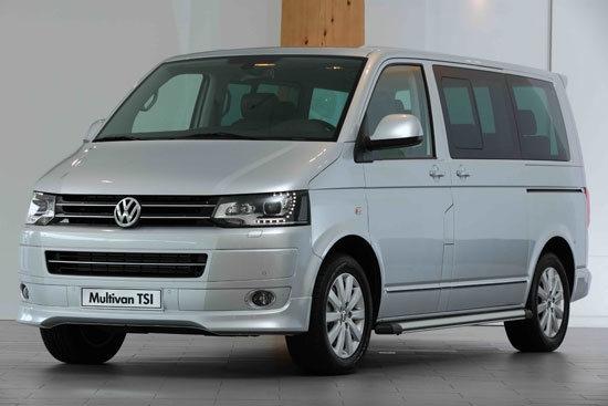 2013 Volkswagen Multivan 2.0 TSI 4Motion