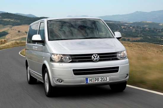 2012 Volkswagen Caravelle 2.0 TDI LWB