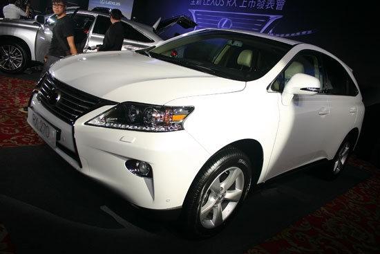 2012 Lexus RX 270頂級版