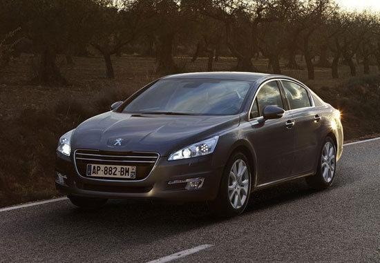 2013 Peugeot 508 1.6 e-HDi Classic