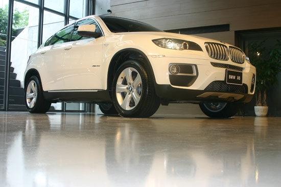 2013 BMW X6 xDrive40d