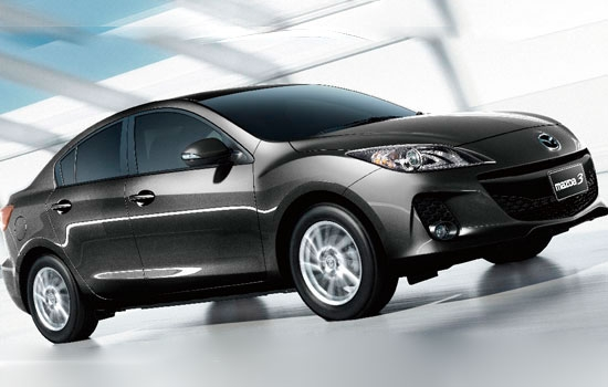 2013 Mazda 3 4D